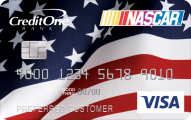 credit-one-bank-nascar-visa-credit-card